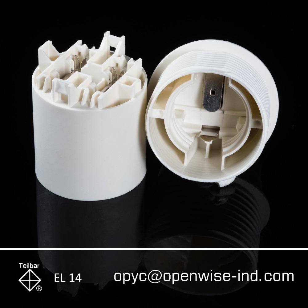 EL14 Series IDC Lampholder